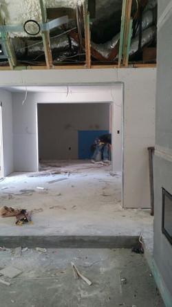 Interior Construction Home Florida