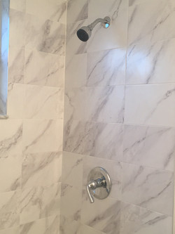 Combination Bath