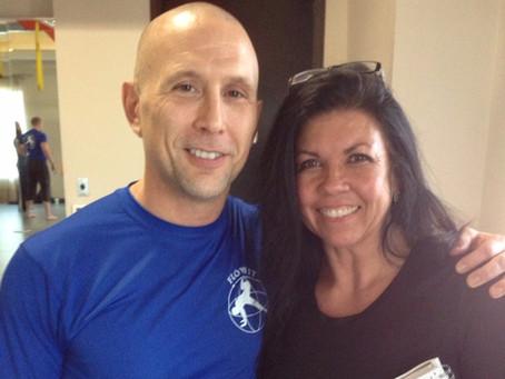 International Fitness Guru Scott Sonnon Shines Light on Las Vegas