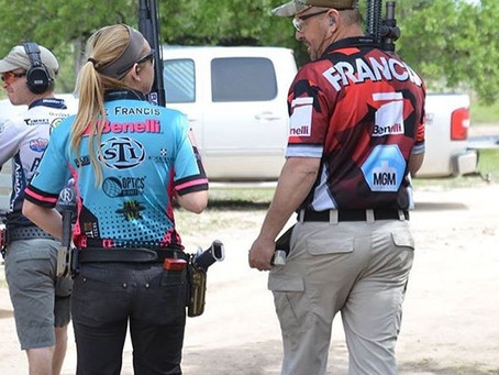 Katie Francis: Girl on the Go and 3-Gun Champion