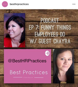 Podcast Guest for Best HR Practices