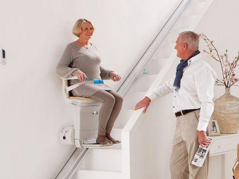 Monte-escaliers privatifs