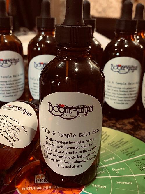 BootieButtah Your Temple Oil