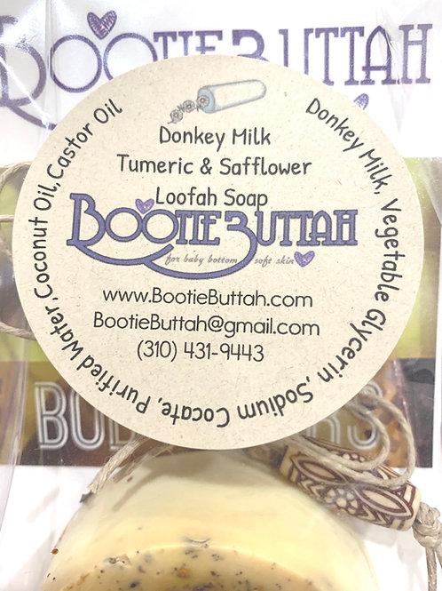 Donkey Milk Turmeric & Safflower Soap