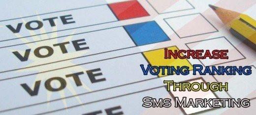 Election Bulk sms campaign