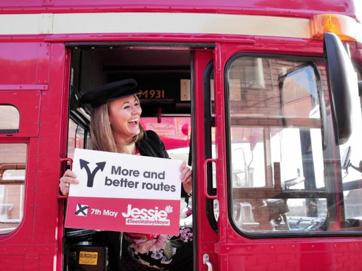 Bringing Tees Transport into 21st Century