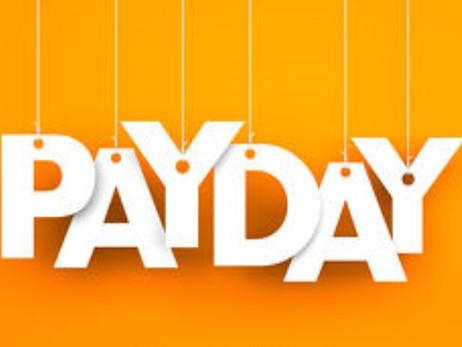 Jour de paie ?