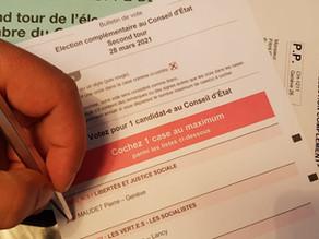 Je vote Maudet !