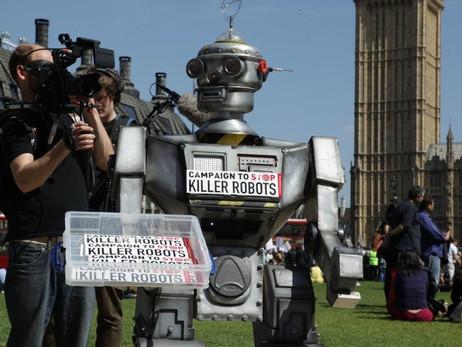 """Killer Robots"" are banned, says UN Geneva Convention"