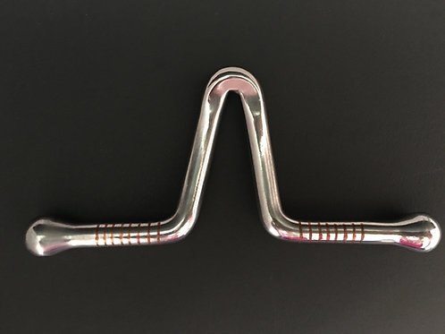 "066 Las Cruses 3/8"" Port with 3/8"" Copper Inlaid Bars"