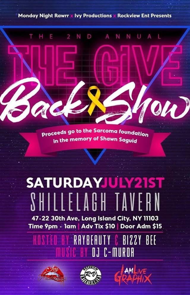 2018 Give Back Show Recap