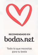 recomendado Bodas.net