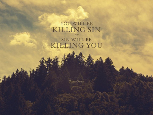 Still Waters: Sin and the Believer