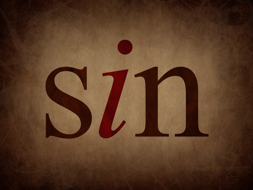 Still Waters: Sin and Woe