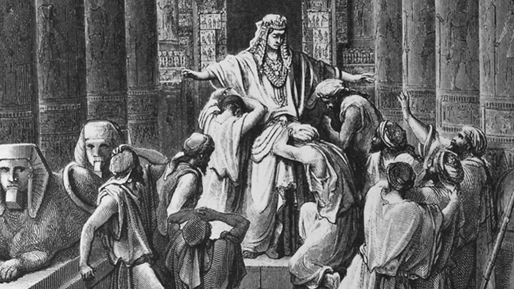 Jospeh: Gracious and Forgiving