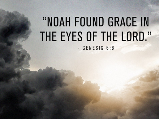 Still Waters: Noah and God's Grace