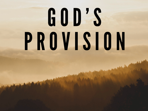 Still Waters: God's Provision