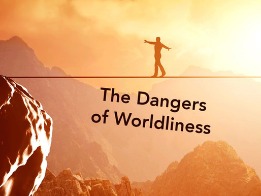 Still Waters: The Cost of Worldliness