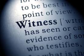 Christian Witness