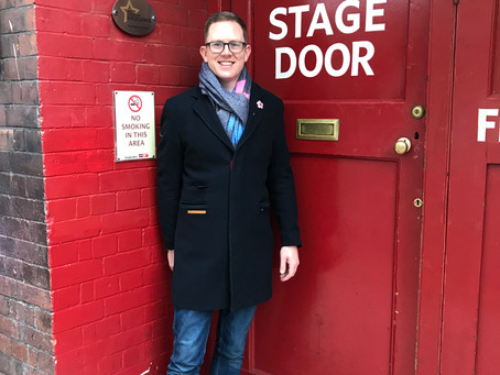 """Oh No I'm Not… (in panto this year)"" by Ben Stock"