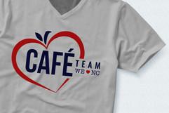 Cafe Team Shirt