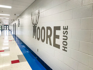 OKH Moore House Hallway