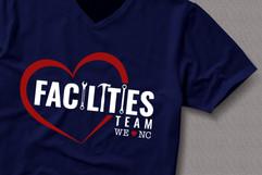 Facilities Team Shirt