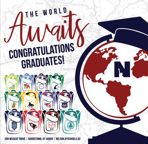 Graduation Newspaper Ad