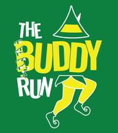 Buddy Run 5K Logo