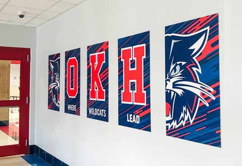 OKH Foyer Posters
