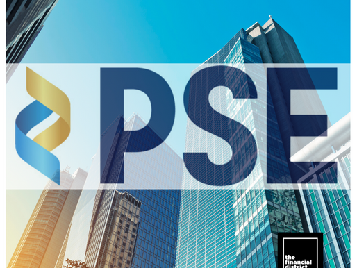 PSE RISE FURTHER