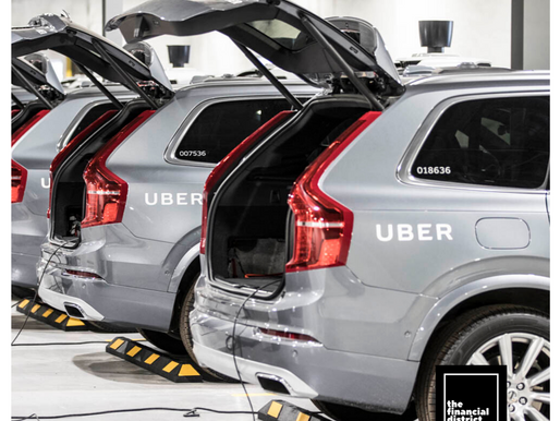 UBER SLASHES 25% OF ITS STAFF DURING PANDEMIC