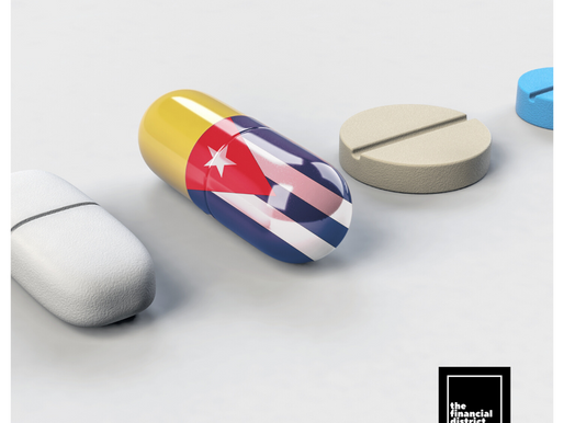 CUBA CREDITS LOCALLY-PRODUCED DRUGS FOR BEATING PANDEMIC