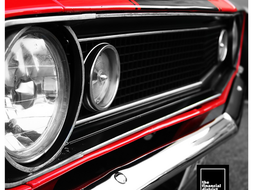 Can you name this classic? #WeekendDrive