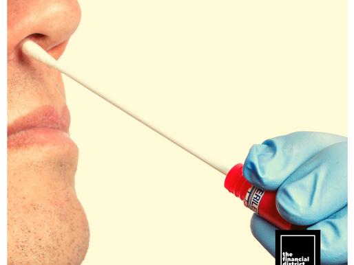 FDA STOPS BILL GATES'S FREE COVID-19 TESTING