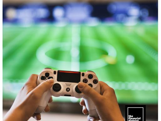 U.S. VIDEO GAMES INDUSTRY SALES ZOOM UNDER PANDEMIC