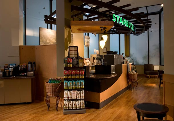 Starbucks® Coffee Shop