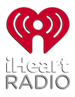 iHeartRadio_Logo_Vertical Color on Black