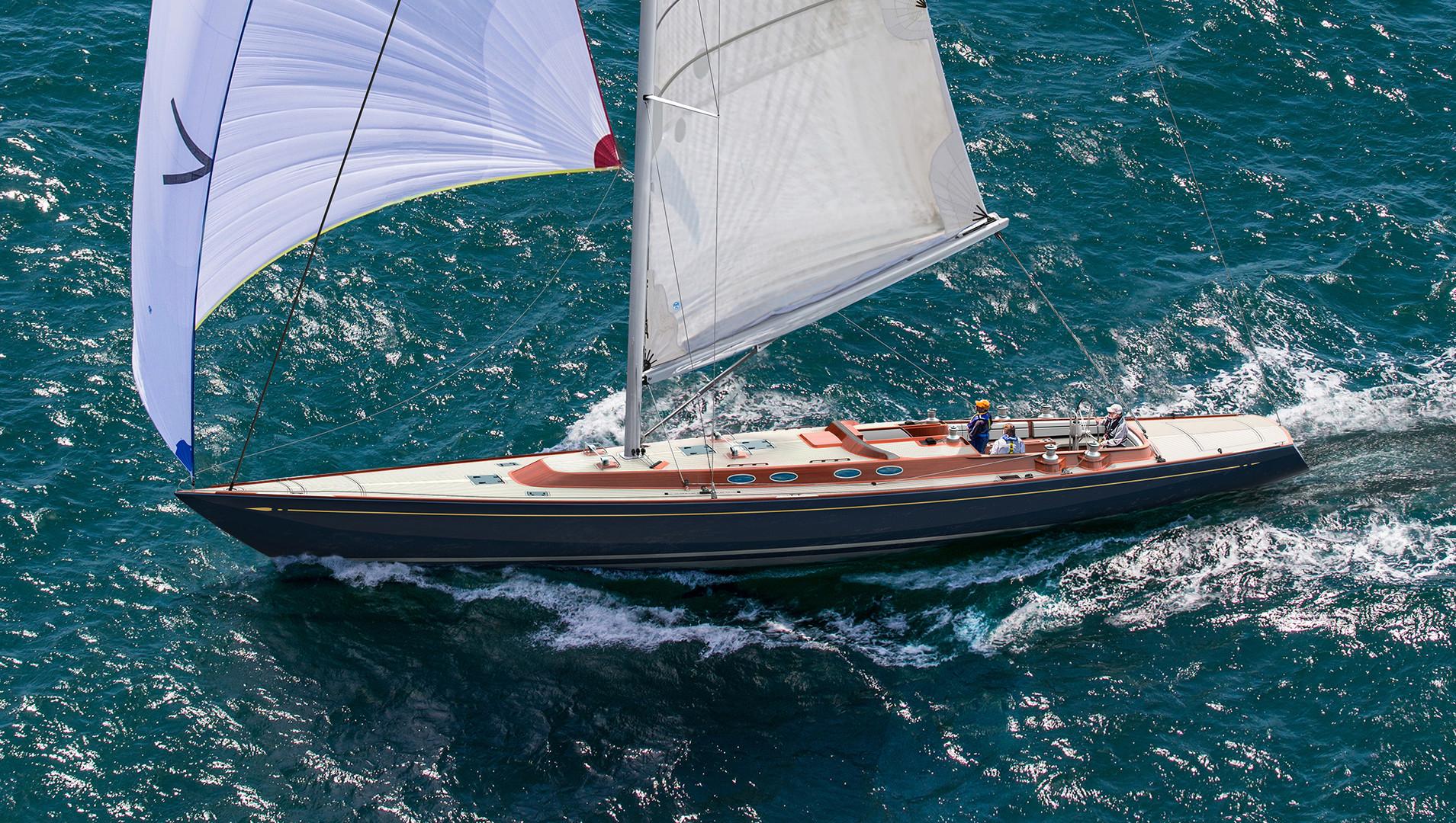 Blue Swede Sailing Web OAXS Design yacht
