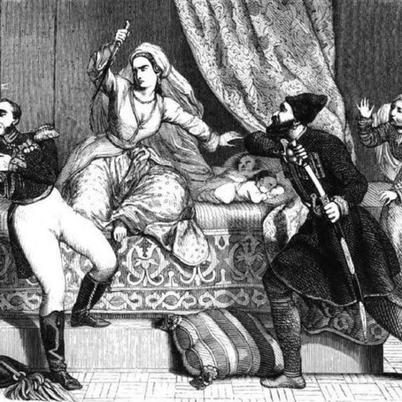 Why Georgia's Last Queen Murdered a Russian General