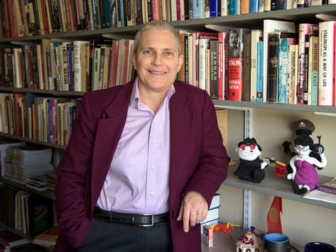 Shoshana Keller - Connecting diverse cultures across Eurasian history