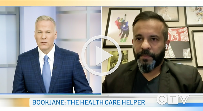 VIDEO: BookJane helps accelerate the rate of vaccinations in regions like Peel and Sudbury – We can help Ottawa too!