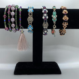 The Persnickety Calico Handmade Bracelets