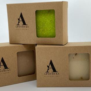 Apotheke Handmade Soaps