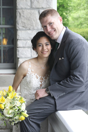 Merritt wedding
