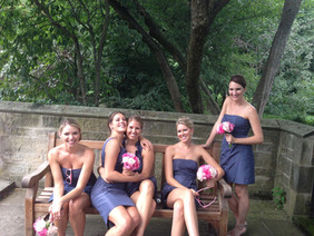 Rice Bridal Party