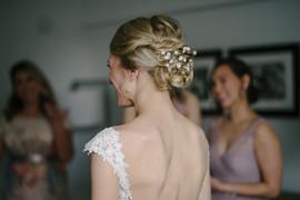Doug and Ashley Wedding-Bride Getting Re