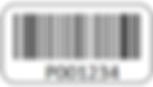 Pallet ID Barcode