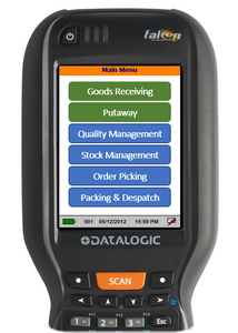 I Just want to Scan Barcodes in the Warehouse - It's So Simple!