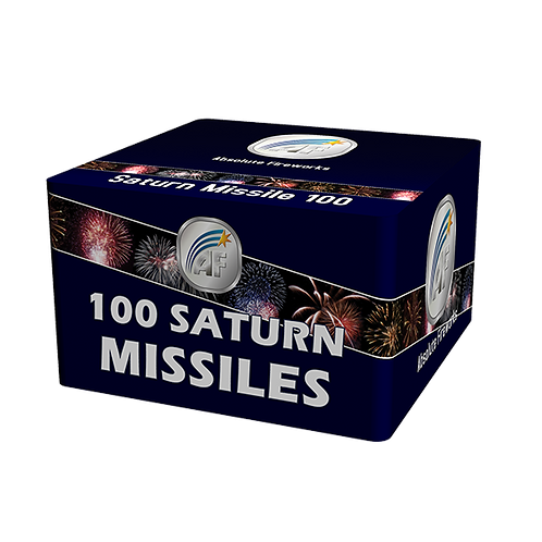 Saturn Missiles By Absolute Fireworks
